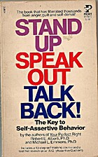 Stand Up Speak Out by Alberti