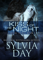 Kiss of the Night by Sylvia Day