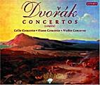 Piano Concerto Op.33,Violin Concerto…