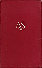Over boeken by Arthur van Schendel