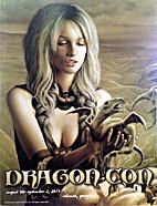 Dragon*Con 2013 Program Book by Shae Connor