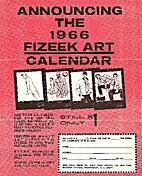 Announcing the 1966 Fizeek Art Calendar by…
