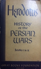 Persian War from Histories 3tc by Herodotus…