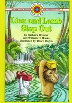 Lion and Lamb Step Out by Barbara Brenner