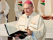 Author photo. Bishop William Morris / AFP