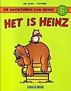 Heinz, 06: Het is Heinz by Eddie de Jong