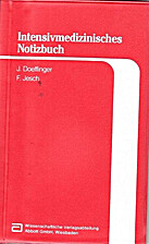 Intensivmedizinisches Notizbuch by Joachim…