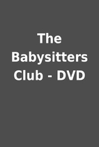 The Babysitters Club - DVD
