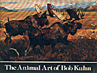 The Animal Art of Bob Kuhn by Bob Kuhn