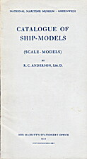 Catalogue of Ship-Models (Scale-Models) by…