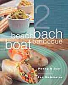 Beach Bach Boat Barbecue 2 by Penny Oliver