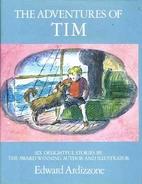 Adventures of Tim by Edward Ardizzone