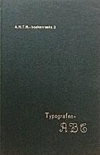 Typografen ABC by C. Hofmann