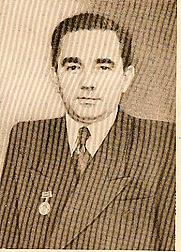 Author photo. Alexander Kotov, 1947