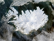 Author photo. <b>Iceland</b> <a href=&quot;http://earthobservatory.nasa.gov/&quot;>NASA Earth Observatory</a>
