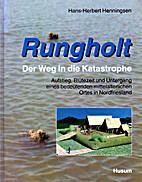 Rungholt – Der Weg in die Katastrophe…