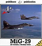 MiG-29 al variants Czech by Jiří Bašný