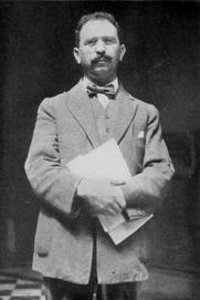 Author photo. Image from <b><i>Revelations of an international spy</i></b> (1916) by Ignatius Timothy Trebitsch-Lincoln