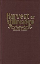 Harvest at Stillmeadow by Gladys Taber