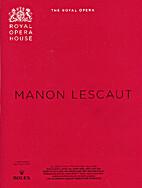 Manon Lescaut [programme] by Royal Opera…