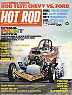 Hot Rod 1974-09 (September 1974) Vol. 27 No.…