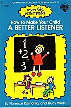 How to Make Your Child a Better…