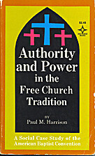 Authority and Power in the Free Church…