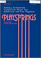 Playstrings Score - Purcell in Miniature by…