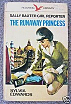 Sally Baxter-girl reporter-and the runaway…