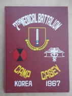 7th Medical Battalion, Camp Casey, Korea,…