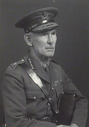 Author photo. Charles W. Gwynn [credit: Walter Stoneman, bromide print, 1931; source: National Portrait Gallery, London]