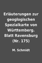 Erläuterungen zur geoglogischen…