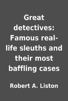 Great detectives: Famous real-life sleuths…