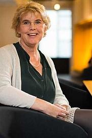 Author photo. Heleen Zorgdragen