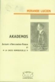 Akademos : Jacques d'Adelswärd-Fersen et…