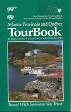 AAA TourBook Atlantic Provinces & Quebec by…