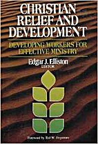 Christian Relief and Development: Developing…