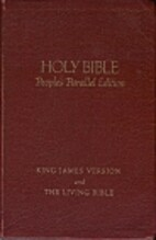 Holy Bible: People's Parallel Bible,…