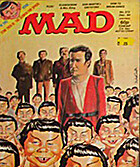 Mad Magazine - Star Trek by Mad Magazine