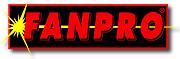 Author photo. Fanpro Logo