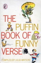Puffin Book of Funny Verse (Puffin Books) by…
