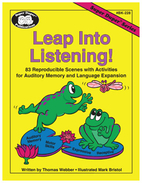 Leap into Listening! by Thomas Webber