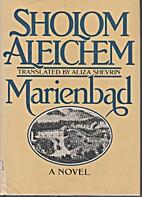 Marienbad by Sholem Aleichem