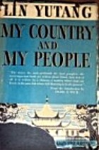 My Country and My People by Lin Yutang