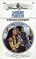 Intimate Strangers by Sandra Marton