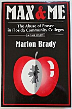Max & me: The abuse of power in Florida…
