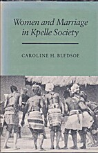 Women and marriage in Kpelle society by…