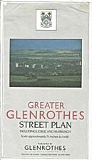 Greater Glenrothes Street Plan including…