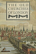 The old churches of London by Gerald Cobb