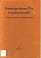 Footsteps across the commonwealth: A tribute…